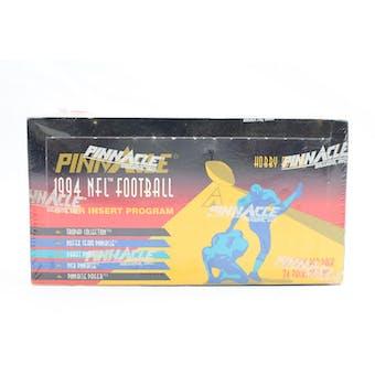 1994 Pinnacle Football Hobby Box (Reed Buy)