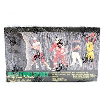 1993 Classic 4 Sport Hobby Box (Reed Buy)