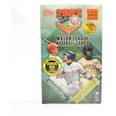 2002 Topps Opening Day Baseball Blaster Box (Reed Buy)