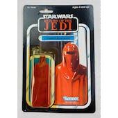 Star Wars ROTJ Emperor's Royal Guard 77 Back-A Action Figure