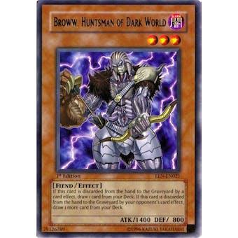 Yu-Gi-Oh Elemental Energy Single Broww, Huntsman of Dark World Ultimate Rare