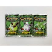 Pokemon Jungle 1st Edition 3 Booster Pack ART SET (Flareon, Scyther, Wigglytuff) WOTC