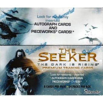 The Seeker: The Dark is Rising Hobby Box (2007 InkWorks)