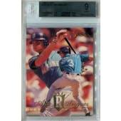 1994 Flair Baseball #340 Alex Rodriguez RC BVG 9 (Mint) *2308 (Reed Buy)