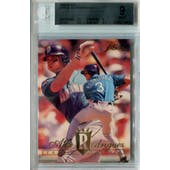 1994 Flair Baseball #340 Alex Rodriguez RC BVG 9 (Mint) *9850 (Reed Buy)