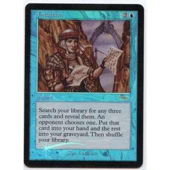 Magic the Gathering Promo Single Intuition Foil (DCI Judge) NEAR MINT (NM)