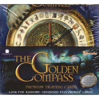 The Golden Compass Hobby Box (2007 InkWorks)