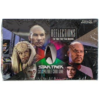 Decipher Star Trek Reflections Booster Box