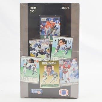 1991 Fleer Ultra Football Wax Box (Reed Buy)