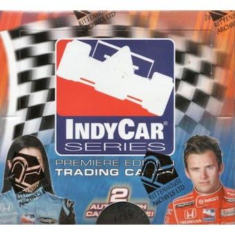 2007 Rittenhouse Indy Car Series Racing Box
