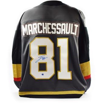 Jonathan Marchessault Autographed Vegas Golden Knights Fanatics Hockey Jersey (DACW COA)