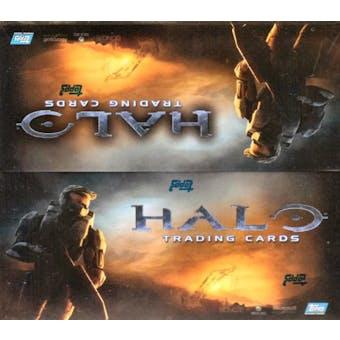 Halo 3 Hobby Box (2007 Topps)