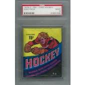 1978/79 O-Pee-Chee Hockey Wax Pack PSA 9 (Mint) *7468 (Reed Buy)