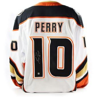 Corey Perry Autographed Anaheim Ducks Fanatics Hockey Jersey (COJO COA)