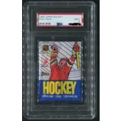 1989/90 Topps Hockey Wax Pack PSA 9 (MINT)