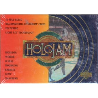 1993/94 Upper Deck Holojam Basketball Factory Set