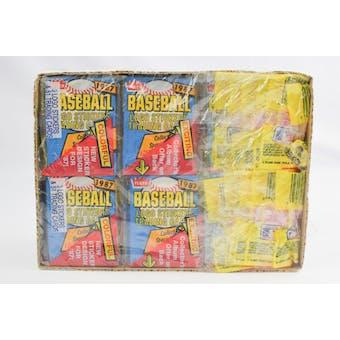 1987 Fleer Baseball Rack Box (Reed Buy)