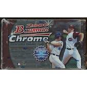 2000 Bowman Chrome Baseball Retail Box