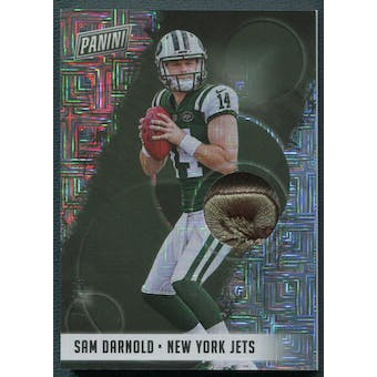 2018 Panini National Convention #SD Sam Darnold Gold VIP Rookie Patch #10/10
