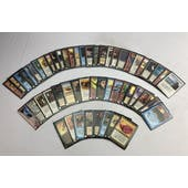 Magic the Gathering Arabian Nights Near-Complete Low-End 55-Card Set Mostly Near Mint (NM)