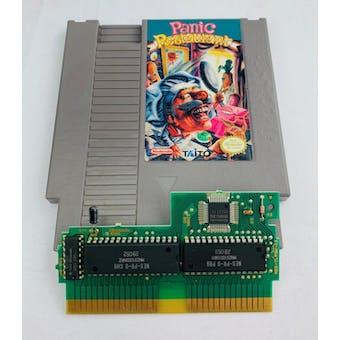 Nintendo (NES) Panic Restaurant Cartidge 100% Authentic