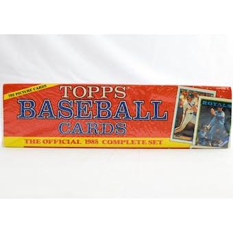 1988 Topps Baseball Factory Set (Christmas Set) (Reed Buy)