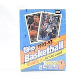 1992/93 Topps Series 2 Basketball Hobby Box (Reed Buy)