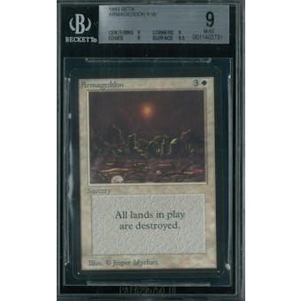 Magic the Gathering Antiquities Amulet of Kroog BGS 9 (9, 9, 9.5, 9.5)