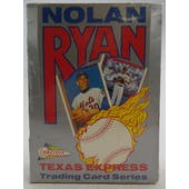 1991 Pacific Nolan Ryan Baseball Wax Box (Reed Buy)