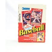 1990 Donruss Baseball Wax Box (Reed Buy)
