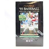 1993 Pinnacle Series 2 Baseball Hobby Box (Reed Buy)