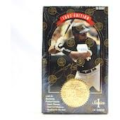 1993 Leaf Series 1 Baseball Hobby Box (Reed Buy)