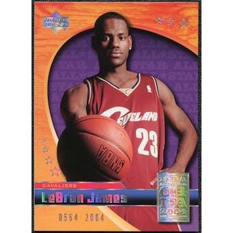 2004 Upper Deck All-Star Game #LJ3 LeBron James /2004