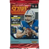 2019 Panini Score Football Retail Pack (Lot of 24)