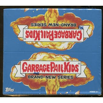 Garbage Pail Kids Brand New Series 1 Sticker Retail Box (Topps 2012)