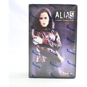 Alias Season 3 Hobby Box (2004 Inkworks) (Reed Buy)