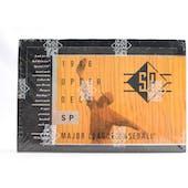 1996 Upper Deck SP Baseball Hobby Box (Reed Buy)