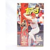 1998 Topps Series 1 Baseball Hobby Box (Reed Buy)