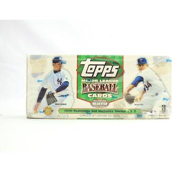 1999 Topps Baseball HTA Factory Set (White) (Reed Buy)