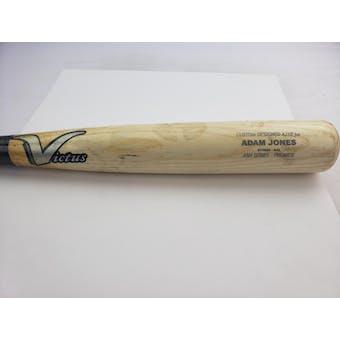 Adam Jones 2012 Victus AJ10 Game Used Baseball Bat (PSA 1B04789) Cracked (Reed Buy)