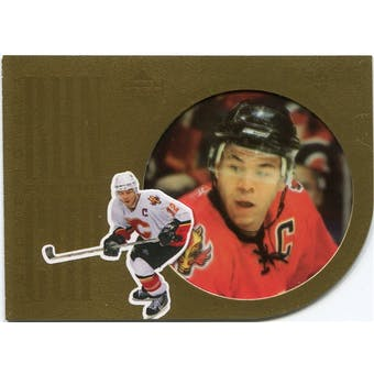 2007/08 Upper Deck Black Diamond Run for the Cup #CUP4 Jarome Iginla