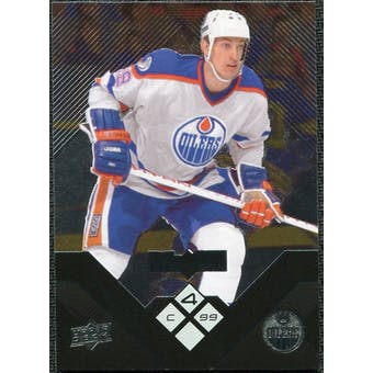 2008/09 Upper Deck Black Diamond #175 Wayne Gretzky