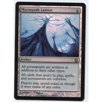 Magic the Gathering Darksteel Single Mycosynth Lattice Foil