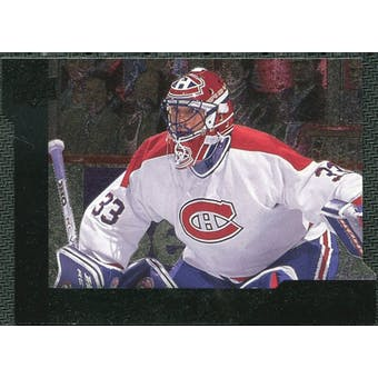2009/10 Upper Deck Black Diamond Horizontal Perimeter Die-Cut #BD27 Patrick Roy SP