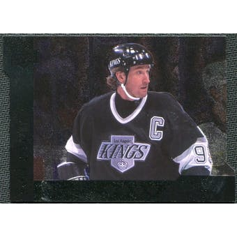 2009/10 Upper Deck Black Diamond Horizontal Perimeter Die-Cut #BD30 Wayne Gretzky SP