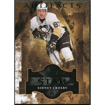 2011/12 Upper Deck Artifacts Emerald #129 Sidney Crosby Star 83/99