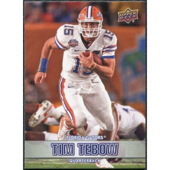 2012 Upper Deck Tim Tebow #TT4 Tim Tebow
