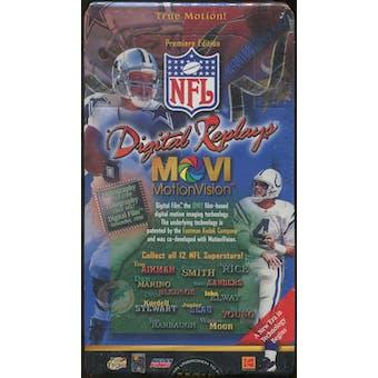 1996 Kodak Movi-Vision Football Hobby Box