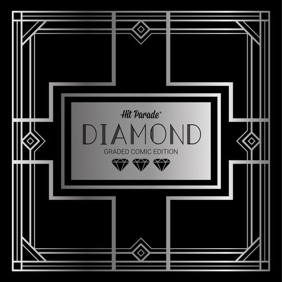 2020 Hit Parade DIAMOND GRADED COMIC Edition- DACW Live 30 Spot Random Comic Title Break #4