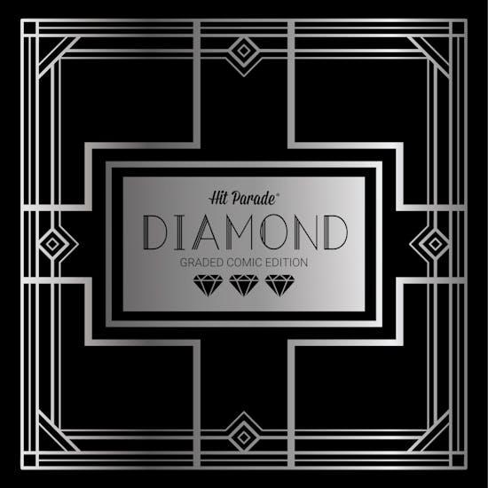 2020 Hit Parade DIAMOND GRADED COMIC Edition- DACW Live 30 Spot Random Comic Title Break #6